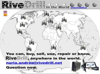Remachadoras para taladrador, Adaptador para remachar con taladrador, remachadoras para maquina taladradora RiveDrill en el mundo