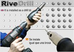 Remachadoras para taladrador, Adaptador para remachar con taladrador, remachadoras para maquina taladradora